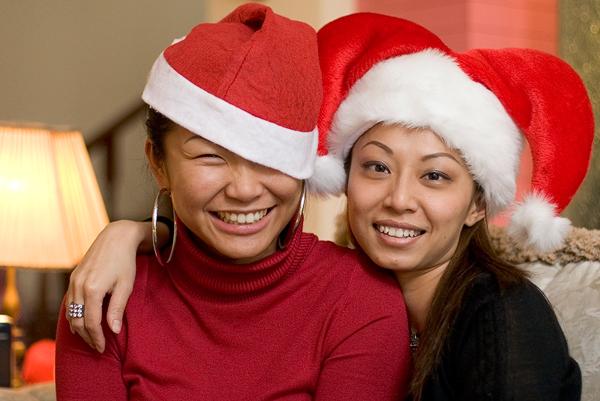Christmas at Hans 06