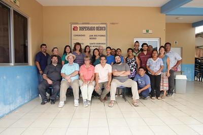 2017 Puerto Escondido Medical Team