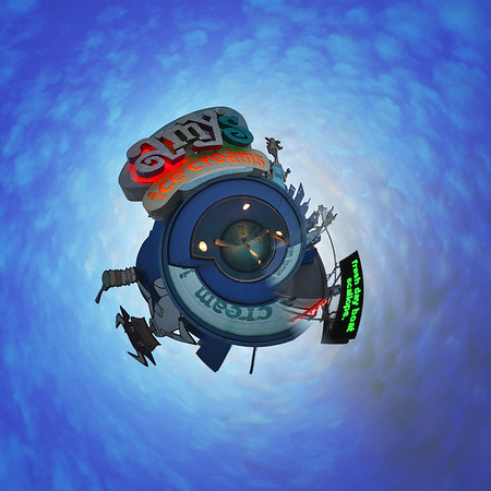 spaceships & satellites