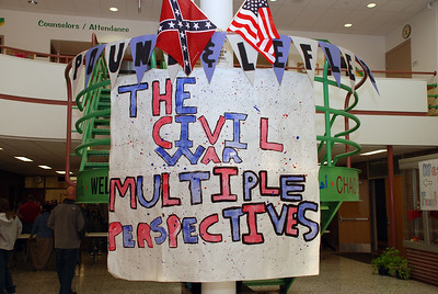 Civil War Presentation Middle School