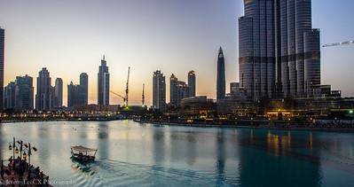 Day 3 - Burj Khalifa & Burj Khalifa Lake