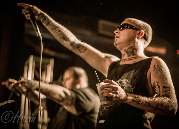 Twiztid Abominationz - Leg 3 - 8/16/2013