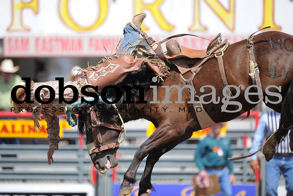 2009 SALINAS RODEO SATURDAY