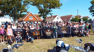 Selsey Lifeboat Ride, 5 Aug 2018