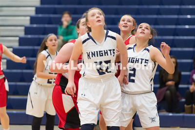 Girls Basketball: Heritage vs. John Champe 1.15.15 (by Chas Sumser)