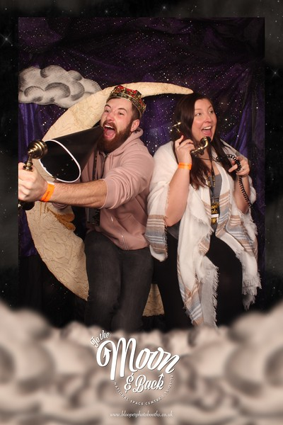 Out Of This World Wedding Fair - Big Top Photo Booth