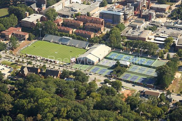 Clemson University Aerials - Oct 2015