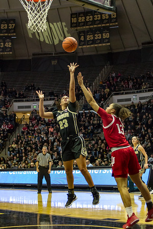 Purdue vs #25 Indiana