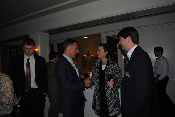 Governor's Reception @ The Woodstock Inn