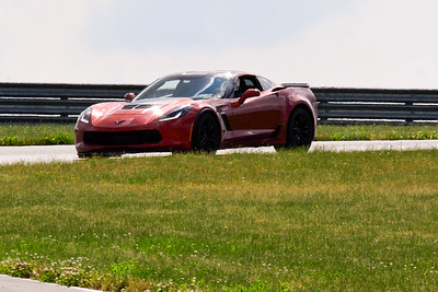 2020 SCCA TNiA June Pitt Race Interm Copper Vette