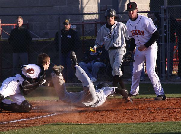Clash baseball 2013