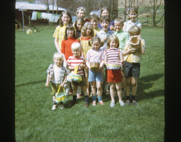 1973-''EASTER EGG HUNT''.jpg