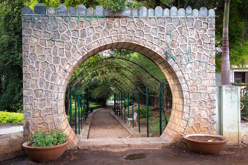 Circular Entry