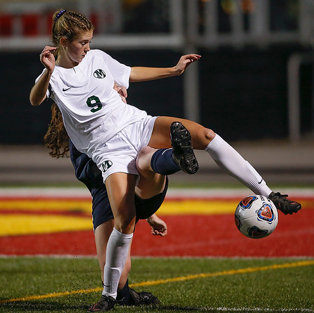 Twinsburg girls upset Medina in regional semifinals