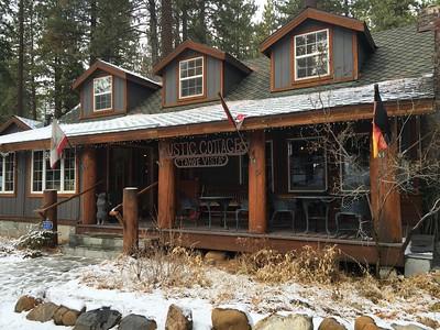 North Tahoe Winter 2015