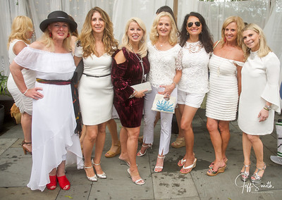 BELLA New York Hosts Their Sixth Annual Hamptons Issue White Party