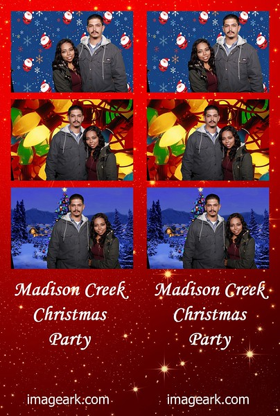 Madison Care Christmas Party