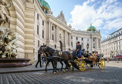Cruise Day 3, Budapest, Hungary to Vienna, Austria