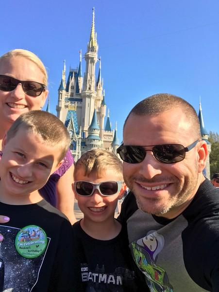 Disney March 2017