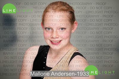 Mallorie Andersen