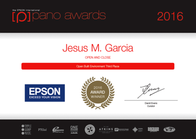 The International Epson Pano Awards 2016