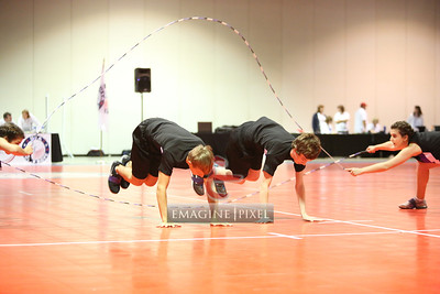 2013 Saturday PM Double Dutch Pairs Freestyle