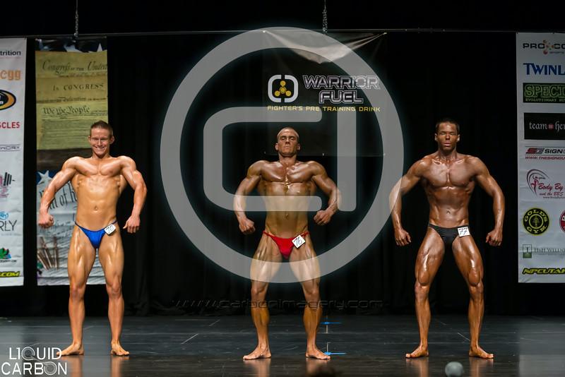 Bodybuilding - Prejudging