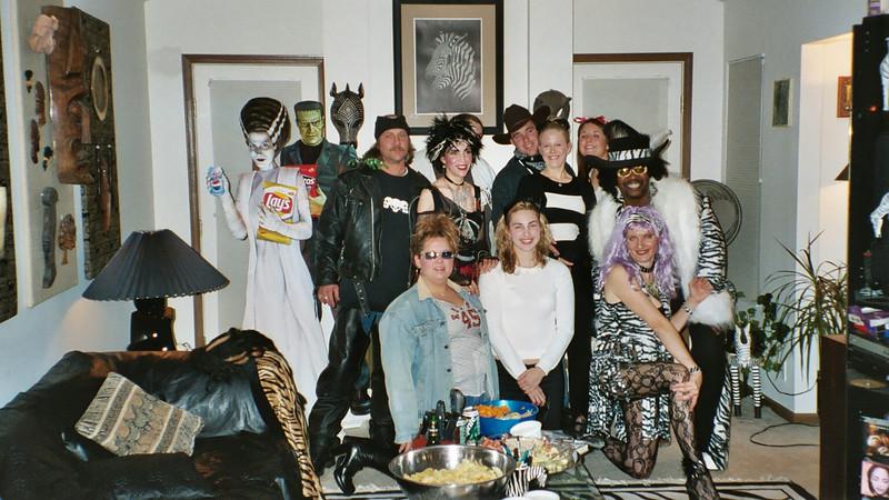 Costume PartyZebra Street