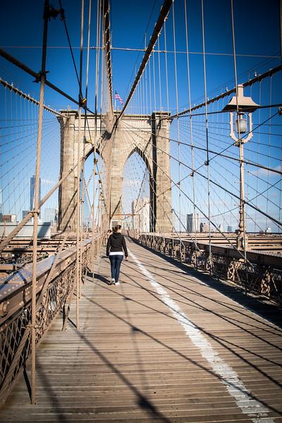 2014-03 New York (Bröllopsresa)