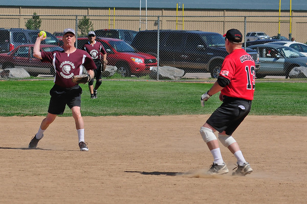 Scrap Iron 70's Green vs Colorado Cougars - September 3rd 2011