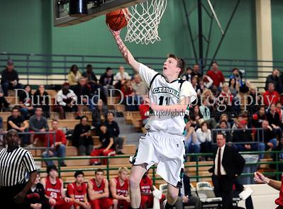 2010-01-15 - Coppell v Southlake Carroll (Varsity Basketball-Men)