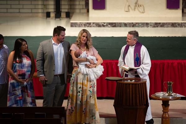 2019-04-07 Tudor Baptism