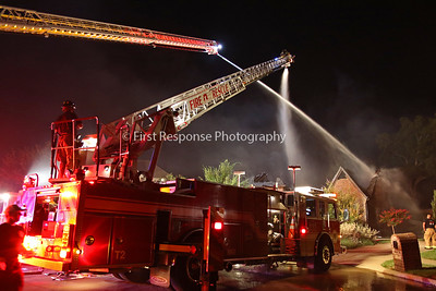 Allen, TX . Aerials in action