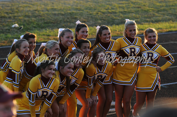 2008 Russell vs. Lawrence Co. (Homecoming)