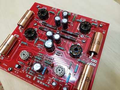 L4 EL34 Integrated Amplifier