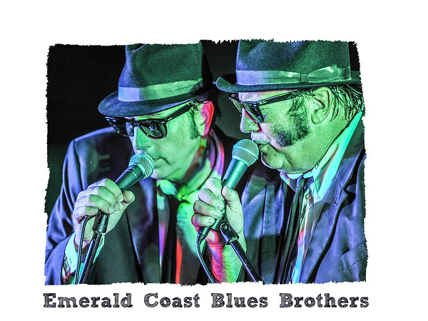 """Emerald Coast Blues Brothers"""
