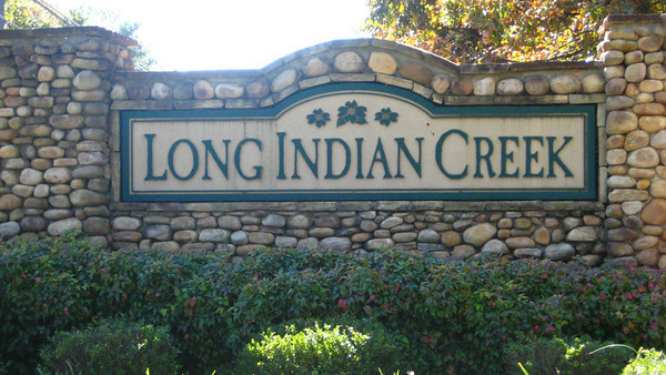 Long Indian Creek Johns Creek GA