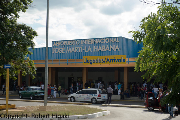 Jose Marti International Airport, Terminal 2, Cuba