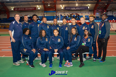 CUNY Indoor Track & Field Championships 2019