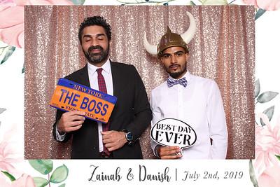 ZAINAB & DANISH WEDDING