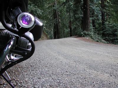Loma Prieta Ride 12/08/02