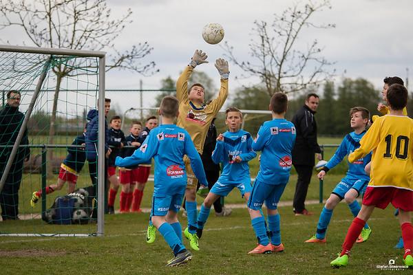 01/05/2017: U12 Tornooi KVV Laarne-Kalken