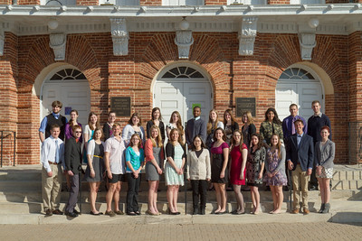 Phi Beta Kappa Induction 2013