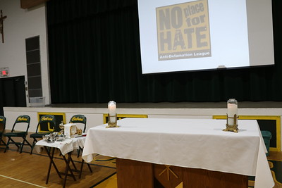 No Place for Hate Mass & Assembly