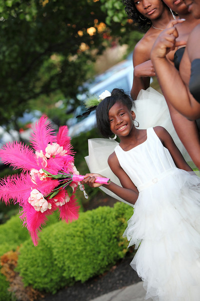 Kenya and Jamal Wedding