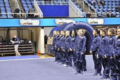 29300_Gymnastics vs. Pitt