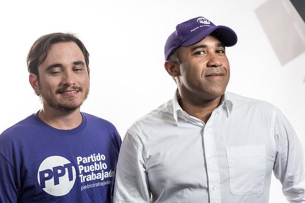 Tito y Antonio