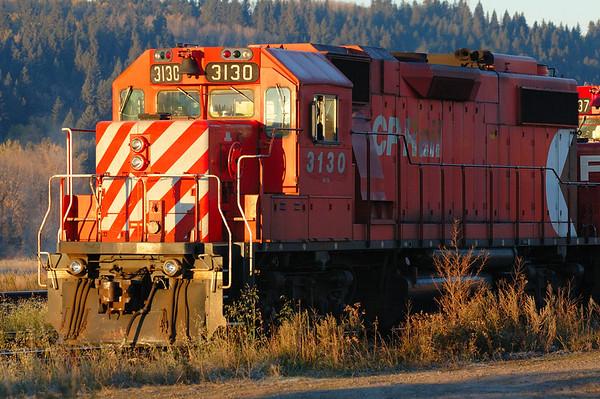 CP Rail Calgary