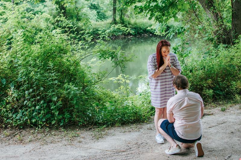 Ellia's Engagement