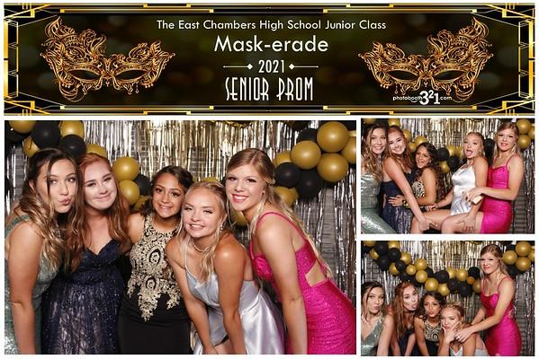 East Chambers Senior Prom 2021